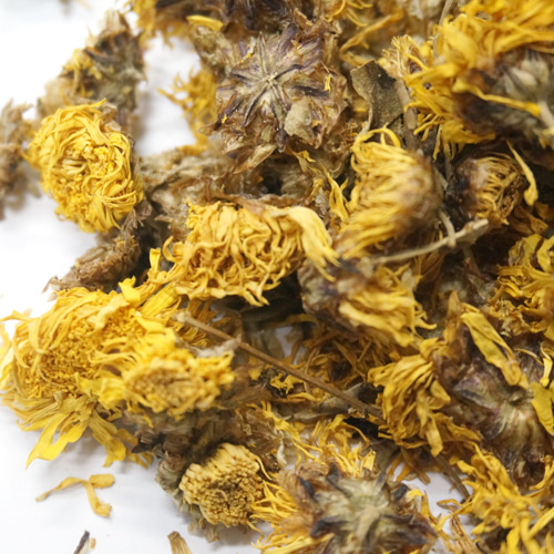 감국꽃 1kg (Chrysanthemum Indicum Flower) 국산